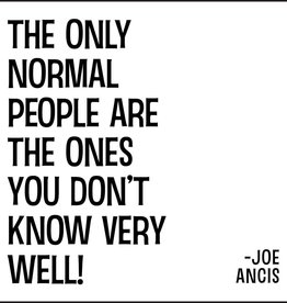 Quotable The Only Normal People