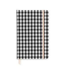 Sugar Paper Gingham Journal