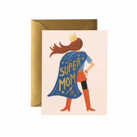 Rifle Paper Super Mom