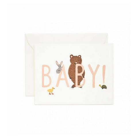 Rifle Paper Baby/Peach