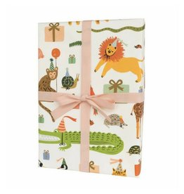 Rifle Paper Party Animals Wrap, Roll