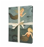 Rifle Paper Mermaid Wrap, Roll