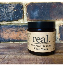 Real Charcoal Face Mask