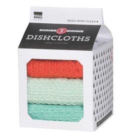 Now Designs Fiesta/Jade/Lucite Dish Cloths