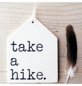 MB Art Studios Take a Hike Tag