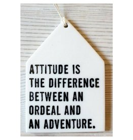 MB Art Studios Attitude Tag