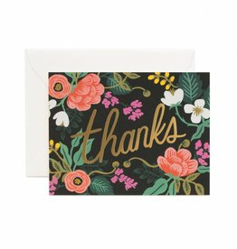 Rifle Paper Birch Floral Thank You