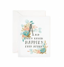 Rifle Paper Happily Ever After