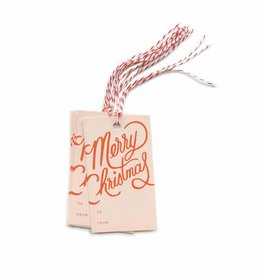 Rifle Paper Merry Christmas Gift Tags