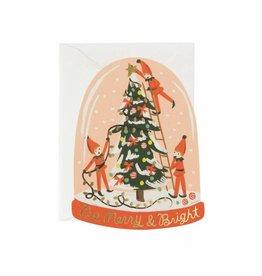 Rifle Paper Merry Elves Card