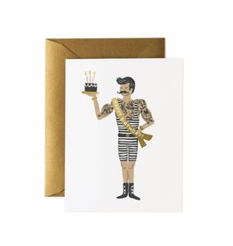 Rifle Paper Strong Man Birthday