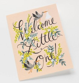 Rifle Paper Welcome Little One