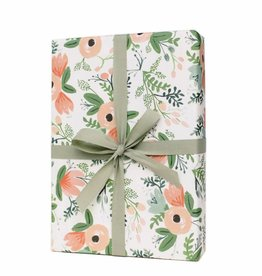 Rifle Paper Wildflower Wrap, Roll