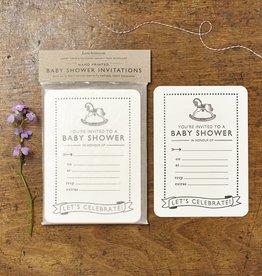Katie Leamon Baby Shower Invitations
