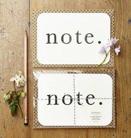 Katie Leamon Note Postcards