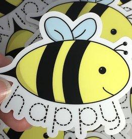 Andrea K Doodles Bee Happy