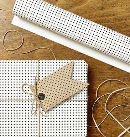 Katie Leamon Mini Polka Dot Wrap