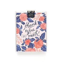 Paper Raven Co. Thank You Floral Boxed Set