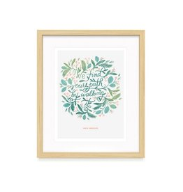 Paper Raven Co. Find Our Path Print