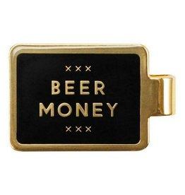 Easy Tiger Money Clip - Beer Money
