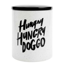 Easy Tiger Doggy Treat Jar