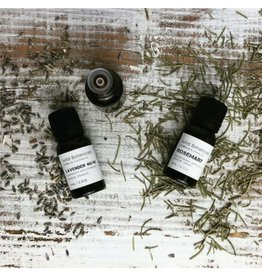 Wild Botanicals Lemongrass Essential Oil