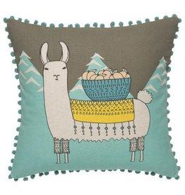 Now Designs Llamarama Pillow