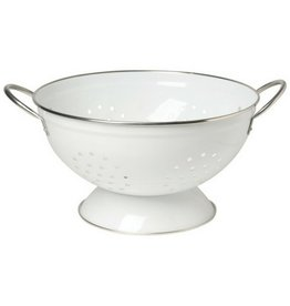 Now Designs Colander, White/3 Qt.