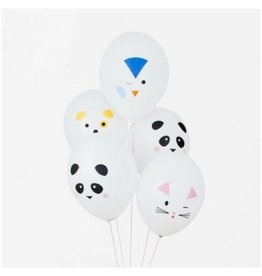 My Little Day Mini Animal Balloons