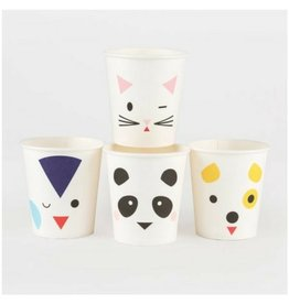 My Little Day Mini Animal Cups
