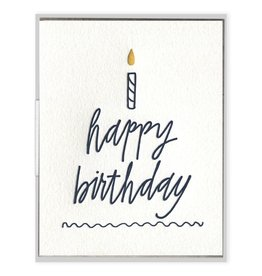 Ink Meets Paper Happy Bday Cake Card