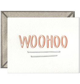 Ink Meets Paper Woohoo Card