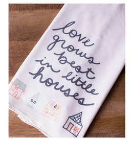 Doe A Deer Love Grows Best Towel