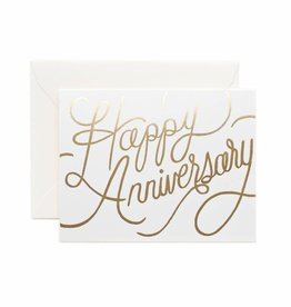 Rifle Paper Happy Anniversary Card