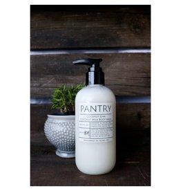 Pantry Products Lemon and Vanilla Coconut Milk Body Wash
