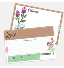 Lily & Val Floral Recipe Cards