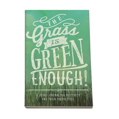 Studio Oh! Grass is Green Journal