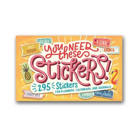 Studio Oh! Sticker Book