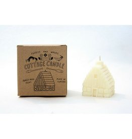 Forest and Waves Cottage Candle