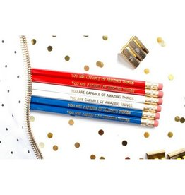 Taylor Elliott Amazing Things Pencil Set