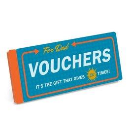 Knock Knock Vouchers: Dad