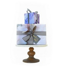 Wild Ink Press Deep Purple Gift Wrap