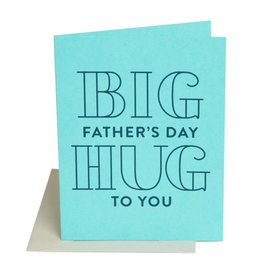 The Social Type Father's Day Hug