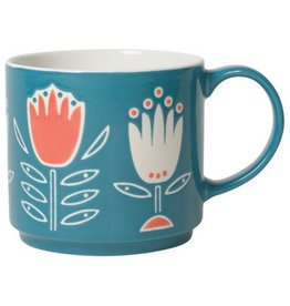 Now Designs Tulipa Stacking Mug