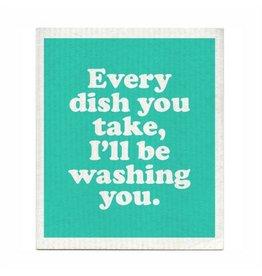 Boldfaced Every Dish Dishcloth