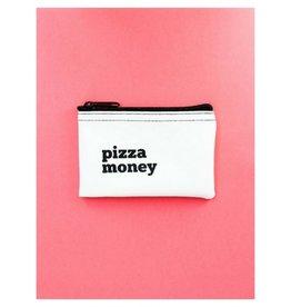 He Said She Said Pouch - Pizza Money