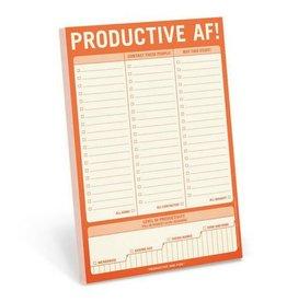 Knock Knock Pad: Productive AF