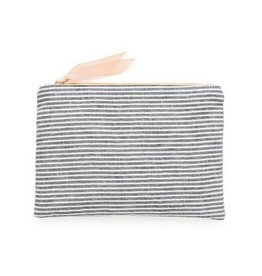 Sugar Paper Faded Stripe Pouch