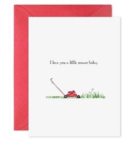 E. Frances Love You a Little Mower