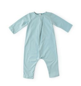 Hazel Village Egg Blue Romper, 0-6M